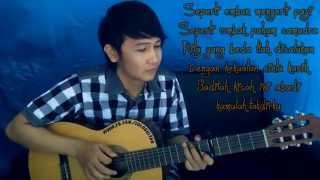 (Nagita & Raffi Ahmad) Kamulah Takdirku - Nathan Fingerstyle cover