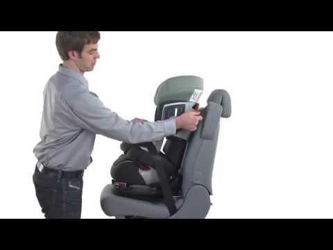 Cybex Pallas 2 / 2-Fix Group 123 Car Seat (Kiddies-Kingdom.com)