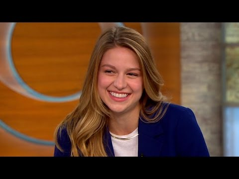 "Melissa Benoist on ""Supergirl,"" Jeb Bush"
