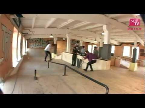 Скейтборд финал 1 попытка @SibSub