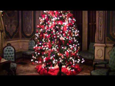 Christmas at Victoria Mansion 2011