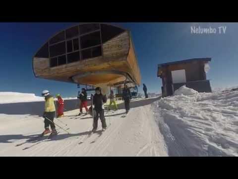 Camps de Ski Nelumbo Toussuire 2014