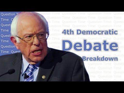 4th Democratic Debate Breakdown | QT Politics