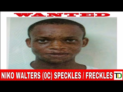 Clarendon's MOST WANTED Man 'SPECKLES', Killed in May Pen - Teach Dem