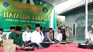 Mantap ! WULIDAL MUSYAROF (cover) VERSI GAMBUS ~ Voc : KANG ZIDAN ~ hadroh PPDH Karang Wangi Cirebon