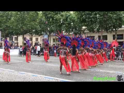 Tropikana Au Carnaval Tropical De Paris 2017 Youtube