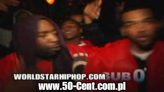 "Tony Yayo Screamin ""Fuck Game, Fuck Pistol Pete & K.A.R "" in the club w/ Lloyd Banks & Stacy Lane"