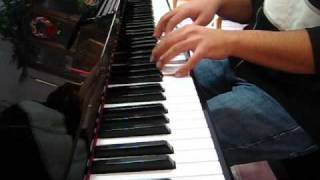Red Jumpsuit Apparatus - Your Guardian Angel (piano)