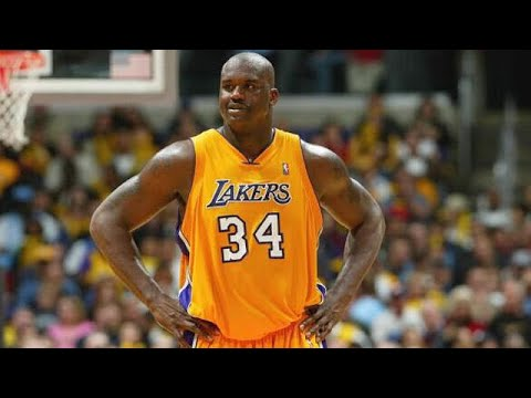 Shaquille O'Neal Career Highlights (Hall of Fame 2016)
