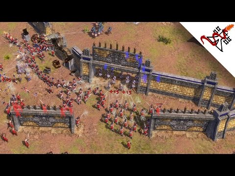 Age of Empires 3 - 2v2 ON OUR DOORSTEPS