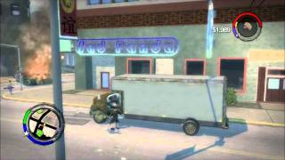 Saints Row 2 PC Gameplay on Low Settings vs High Settings