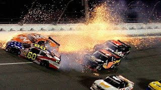 NASCAR Top 15 Crashes 21st Century