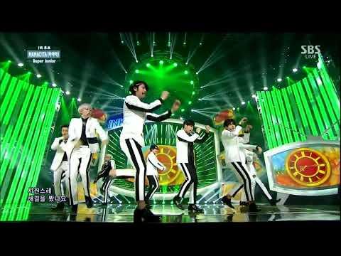 Super Junior - Mamacita (Live Mix)