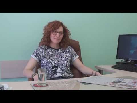 """Ева Кунискис в экслюзивном интервью """"Обзору"""" (Литва)"""
