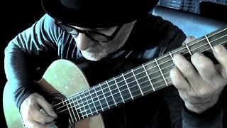 Strangers in The Night  (Frank Sinatra Cover) Michael Lucarelli, guitar