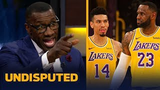 Download Shannon Sharpe reacts to Danny Green's comments about LeBron | NBA | UNDISPUTED Mp3 and Videos