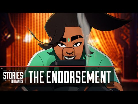 "Apex Legends | Stories from the Outlands – ""The Endorsement"""