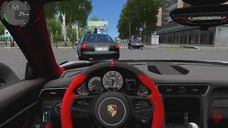City Car Driving - Porsche 911 GT2 RS | Fast Driving