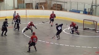 Amazing Goal - Brenden Ham (05/26/14) Ball Hockey Dangles Skills Drills Tricks