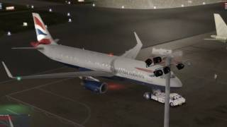 Aerosoft Airbus and a Multi Crew Experience EGHI to EGNT