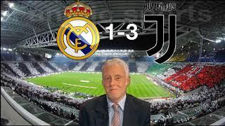 Real Madrid - Juventus 1-3 • RADIOCRONACA FRANCESCO REPICE (Champions League 2017/18)