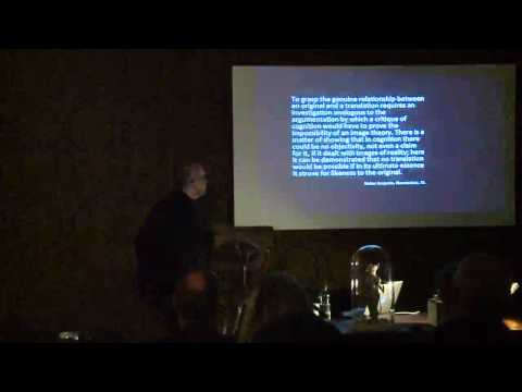 Daniel Rubinstein - The Latent Image: Hidden, Non-Transparent and Un-Theorised & Panel 5 Q&A