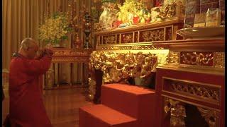 Phong thủy Lương Ngọc Huỳnh - Đại Lễ Cầu Siêu tại Hoàng Thành Thăng Long