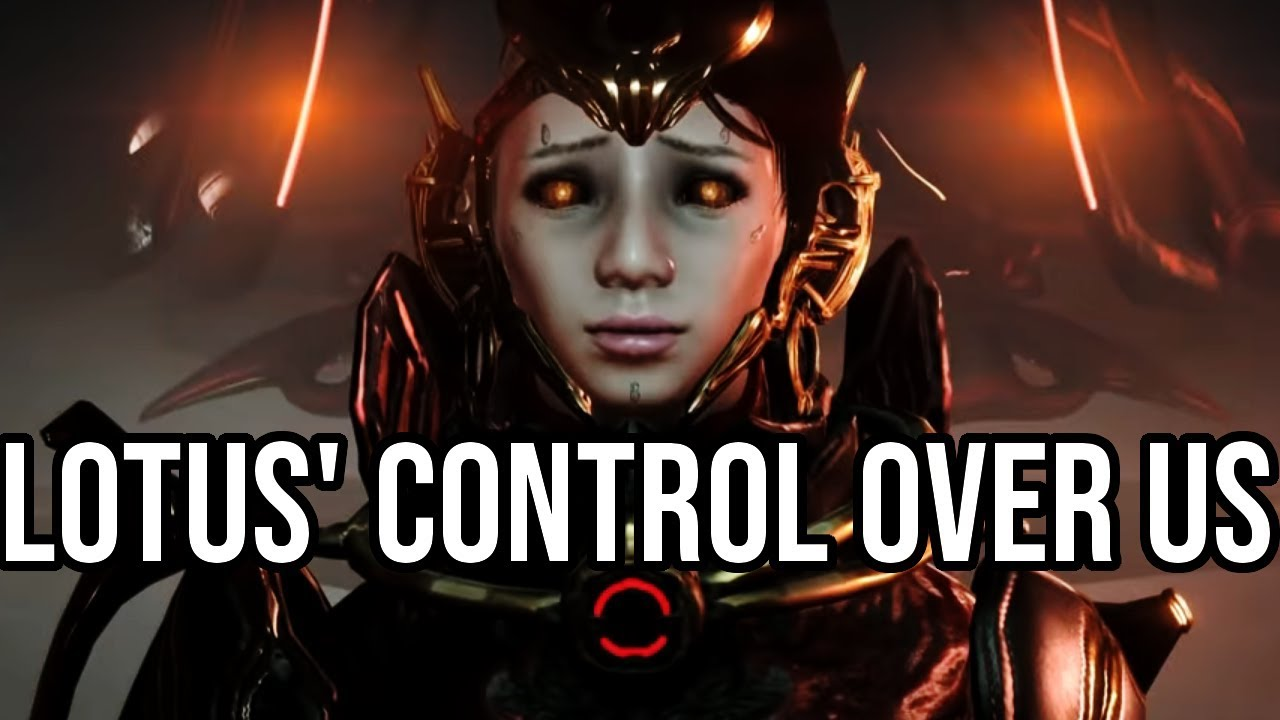 Warframe Discussion: Lotus' Control Over Us (SPOILER) thumbnail