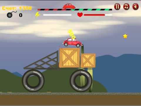 Флеш игра Хищные машины 2 Делюкс 5 серия Игра Car Eats Car 2 Deluxe 5 series
