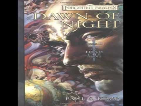 Dawn of Night The Erevis Cale Trilogy, Book II