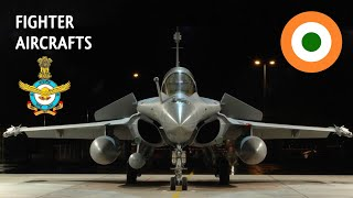 Fighter Aircrafts Used By Indian Air Force | List of Fighter Aircrafts in Indian Air Force