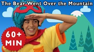 The Bear Went Over the Mountain and More   Nursery Rhymes from Mother Goose Club!