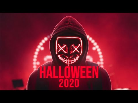 HALLOWEEN EDM PARTY MIX 2020 - Best Electro House & Future House Charts Music