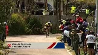 TVes - Llegada de la etapa 9 en la Vuelta al Táchira 2014