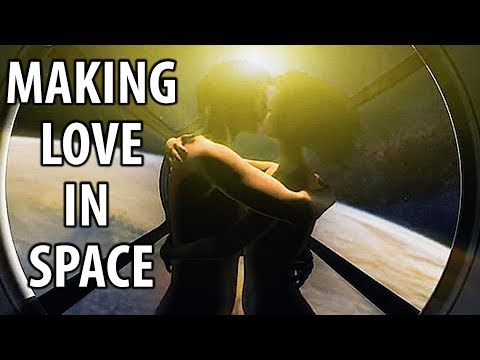 MAKING LOVE IN SPACE