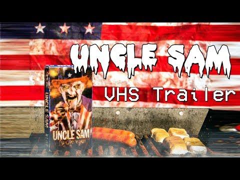Uncle Sam (1996) - VHS Trailer