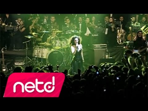 Şebnem Ferah - Sigara (10 Mart 2007 İstanbul Konseri)