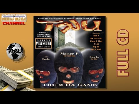 TRU - TRU 2 Da Game [Full Double-Album] Cd Quality