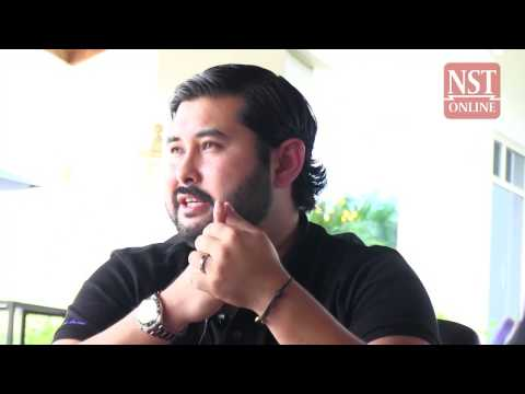 One on one with Tunku Ismail Sultan Ibrahim