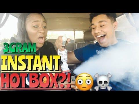 3 GRAM AIR PUMP (INSTANT) HOT BOX!!!