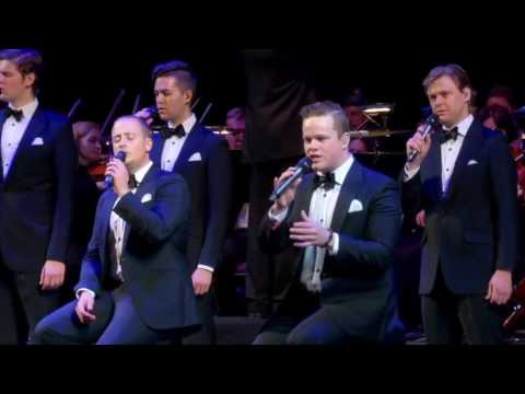 The Ten Tenors - Hallelujah (Leonard Cohen Cover)