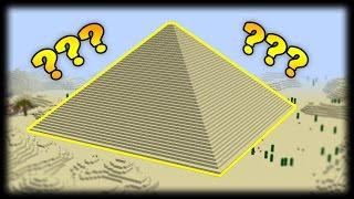 Útěk z Faraonovy hrobky v Minecraft - mapy #12