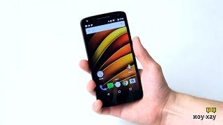 видео Обзор защищенного смартфона-флагмана Moto X Force (XT1580)