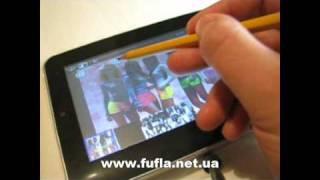 Интернет-планшет c Wi-Fi на базе Android OS_ Genotype 3(Не будем утверждать, что это самый продвинутый планшет в Украине. Да, есть экраны с лучшим разрешением, каме..., 2011-02-23T10:55:55.000Z)