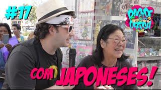 Pagode da Ofensa na Web #17 - Com Japoneses!