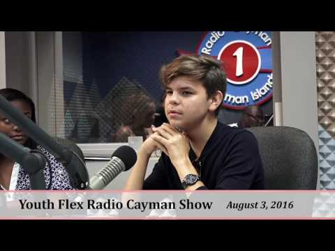 Youth Flex - Radio Cayman - Global Young Leaders Segment