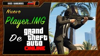 Nuevo! Player.img De GTA ONLINE HD [GTA SAN ANDREAS]