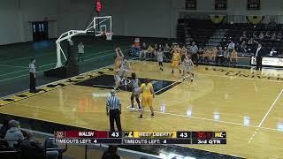 Women's Basketball Highlights | Walsh | 12.18.18