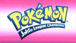 Pokemon Johto - It