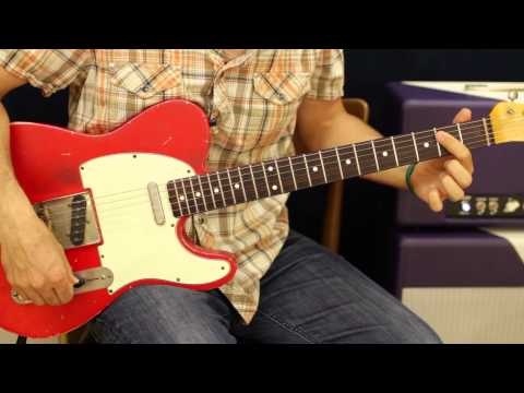 How To Play - Jason Aldean - Take A Little Ride - Guitar Lesson - Tutorial